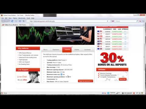 Forex demo account login