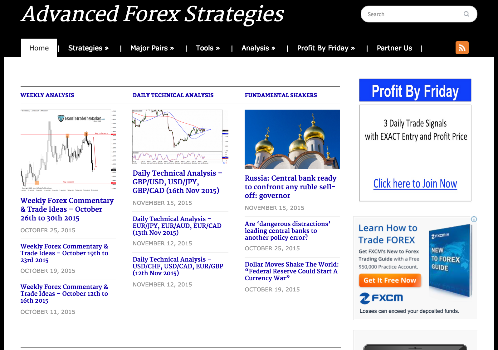 Simple successful forex strategies
