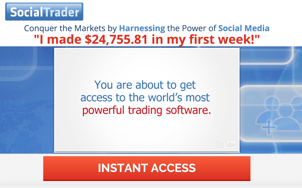 Four figure forex review