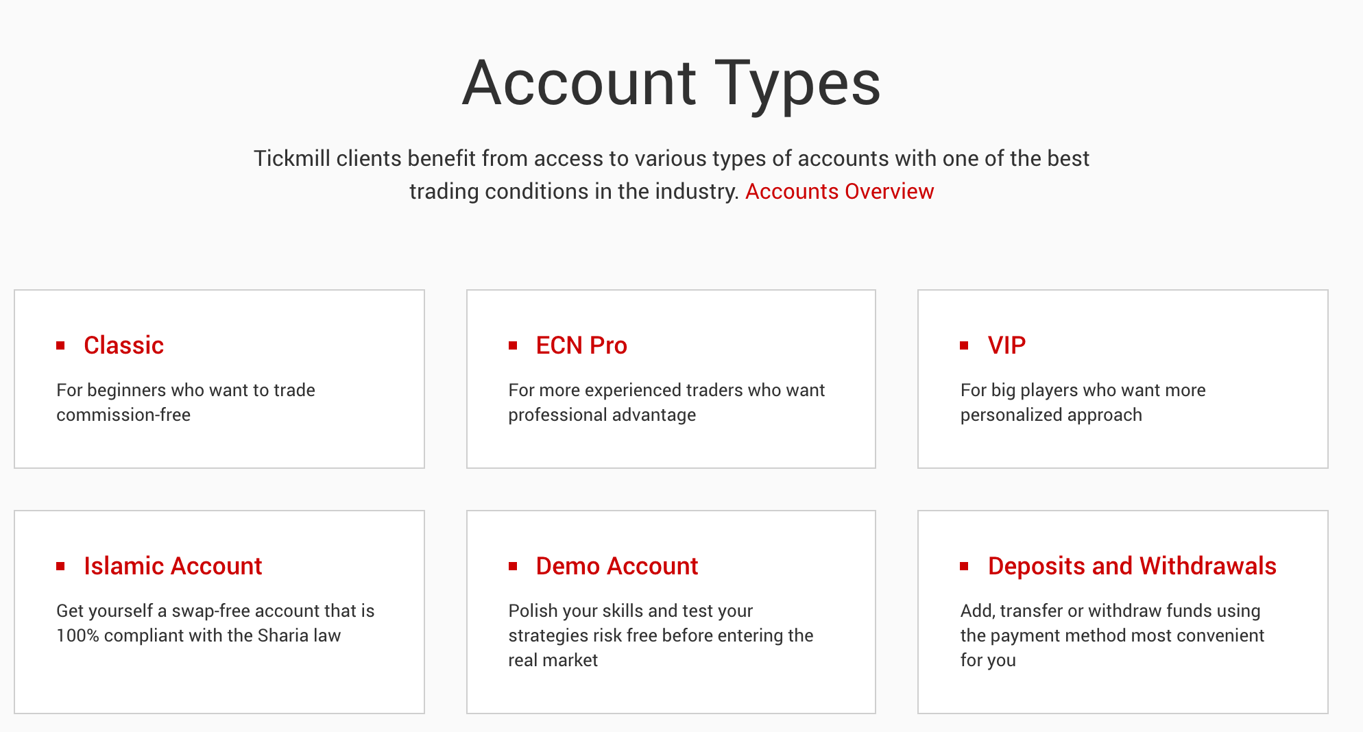 Tickmill.com Review - Good reviews prompted us to Open an ECN Pro Account with Tickmill.com