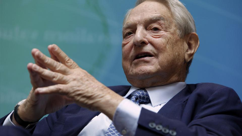 george soros forex trading system