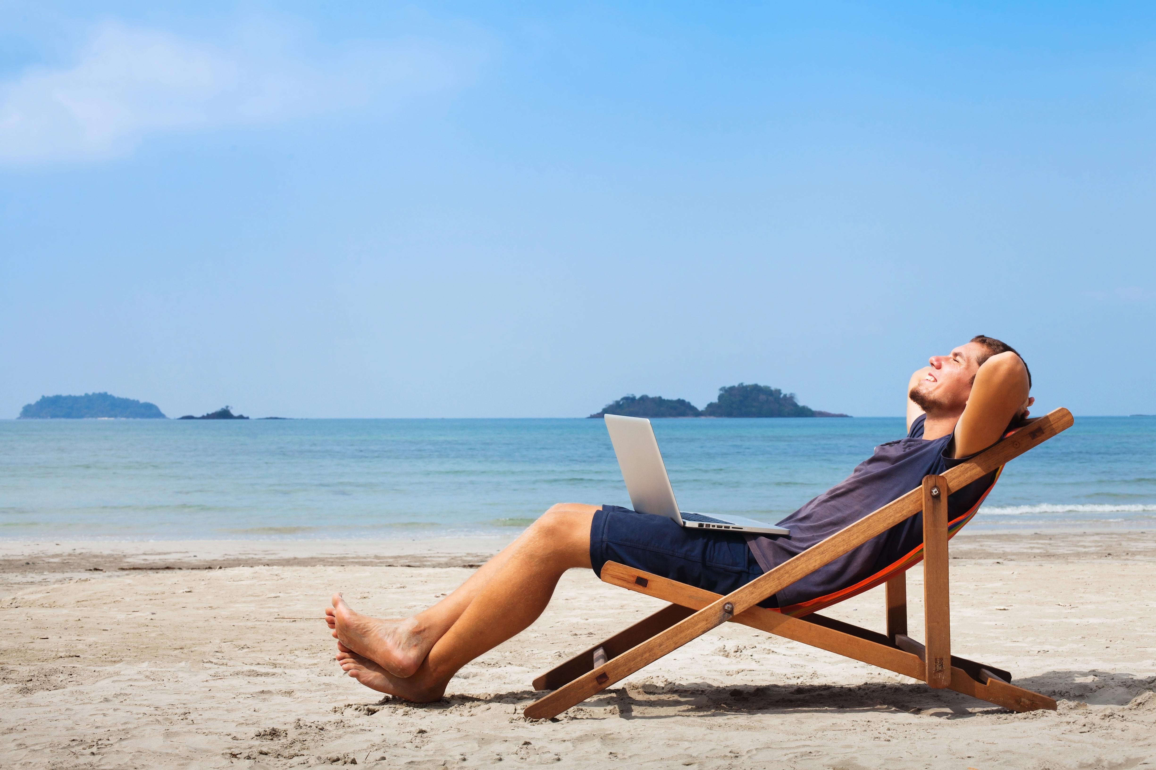 How the Forex Market Work - The Work Anywhere, Work Anytime, and When You Want to Lifestyle