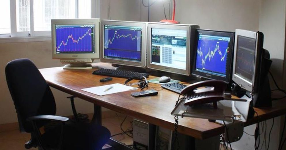 Becoming a forex trader