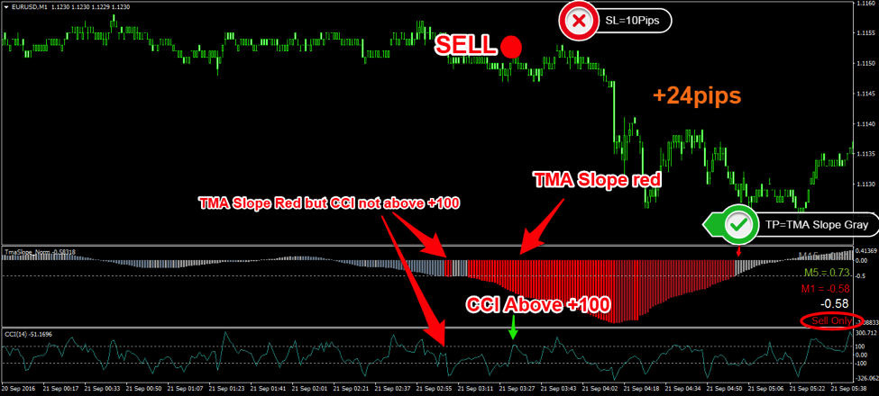 Forex scalping 1 minute chart