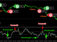 The Best Time to Exit or Take Profit Using the Gold Silver MT4 Indicator